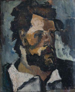 L'homme à barbe