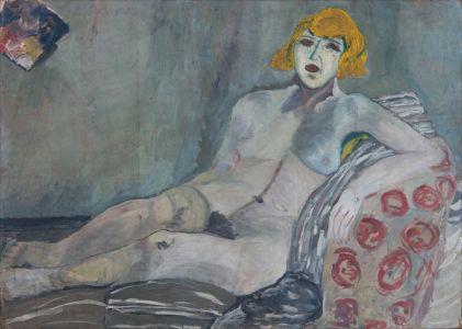 Figure blonde